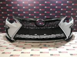 Бампер передний Toyota Camry 50 / 55 Lexus Style Под покраску