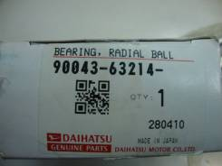 Подшипник ступицы Daihatsu 90-04363214 Terios, Toyota Cami 90-04363214