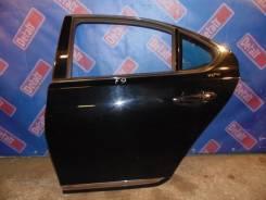 Дверь задняя левая Lexus LS460 USF40 2006-2012