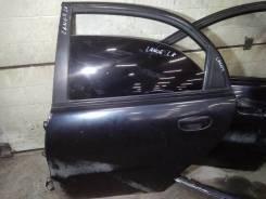 Дверь боковая задняя левая Chevrolet lanos 2007