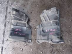 Защита двигателя Nissan March 2004