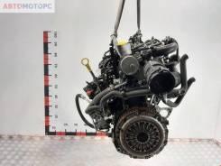 Двигатель Nissan Micra K12 2004, 1.5 л, дизель (K9K 704 не читается)