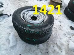 Пара грузовых колёс 195/70R15LT