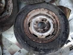 Продам колеса комплект шины с дисками на М412
