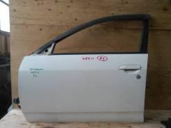 Дверь боковая передняя левая Nissan AD/Wingrad WFY11 в сборе