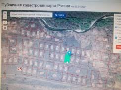 Земельный участок для ИЖС в Анисимовке. 1 500кв.м., аренда