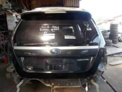 Дверь задняя Subaru Forester 2005