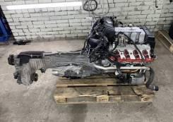 Двигатель контрактный мотор двс Volkswagen Touareg 4.2