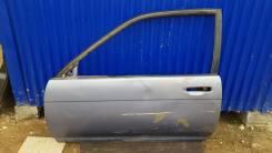 Дверь передняя левая Toyota Corsa EL41( купе, 3 дв)