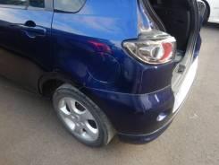 Продам бампер задний Mazda Demio DY 2модель