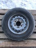 Запасное 14 колесо Nissan 6-139,7 175R14LT из Японии, б/п по РФ