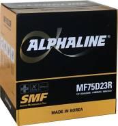 Alphaline. 65А.ч., Прямая (правое), производство Корея