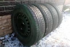 Зимние 195/65/15 Dunlop Колёса