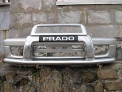 Бампер передний Land Cruiser Prado 95 90 вторая-2 модель 2000г