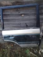 Дверь Mitsubishi Pajero, правая задняя V44W под фендер
