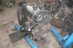Двигатель (ДВС) Hyundai Starex H1 1997-2007 D4BF