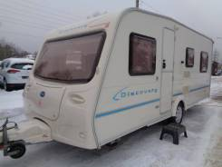 Bailey. Автодом-Турист Discovery 2004 года 5 мест с палаткой. Под заказ