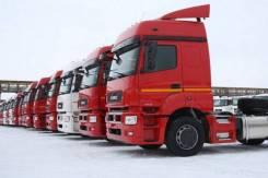 КамАЗ 65209-87. 65209-001-87 (S5) седельный тягач с подъемной осью, 6x2. Под заказ