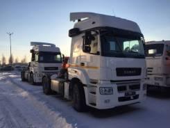 КамАЗ 65209-87. 5490-901-87(S5) седельный тягач, 6x2. Под заказ