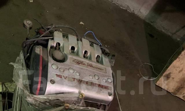 Двигатель Alfa Romeo 2.0 бензин