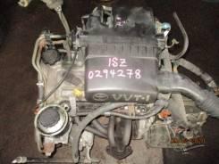 Двигатель Toyota 1SZ-FE с АКПП и навесным SCP11 SCP10