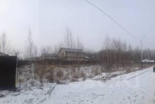 Участок в коттеджном посёлке . Свет , газ , асфальт. 1 000кв.м., собственность, электричество