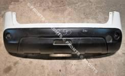 Бампер задний Nissan Qashqai (J10)