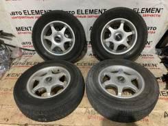 195/70/14 Bridgestone Blizzak MZ-02/ зима+ литье 5*114.3/ 5*100
