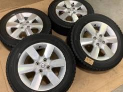 Nissan R15 4*100 5.5j et45 + 185/60R15 Bridgestone Nextry ecopia 2017