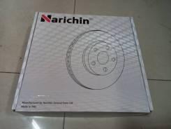 Диск тормозной передний, вентилируемый Narichin NKZ3279