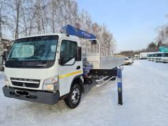 Mitsubishi Fuso Canter. 2013г. в наличии в Новосибирске, 4 900куб. см., 5 000кг., 4x2