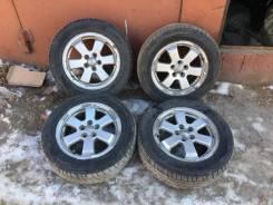 Колеса оригинал Prius 5/100 зима 185/65/15