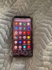 Samsung Galaxy S8. Б/у, 64 Гб, Черный, 4G LTE
