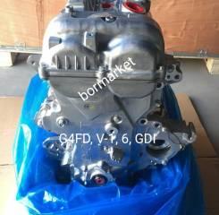 Двигатель G4FD, G4FJ, GDI Hyundai Accent, Elantra, Avante, Ceed, Cearato