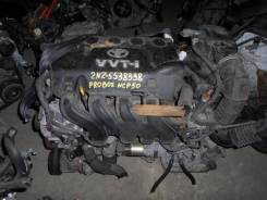 Двигатель Toyota Probox, NCP50 2NZ