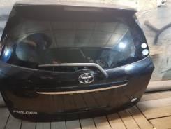 Дверь задняя Toyota Corolla Fielder