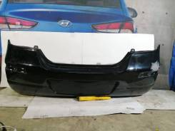 Nissan Tiida C11 бампер задний