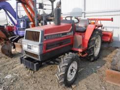 Yanmar. Трактор 22 лс, 4wd, фреза в комплекте, 22,00л.с.