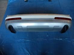 Бампер задний AUDI Q7 2007г. 4LB
