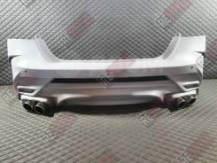 Задний Бампер Toyota Camry 70 Новый Стиль Под покраску