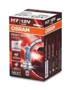 Лампа г/с H7 (55W) PX26d Night Braker Laser +150% 2шт 12V 64210NL-HCB 4052899991798 osram 64210NL-HCB в наличии