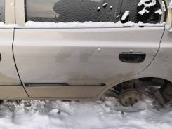 Дверь боковая задняя левая Hyundai Accent 2008 год