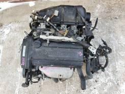 Двигатель в сборе 4A-GE Black Top пробег 95 тыс. км.