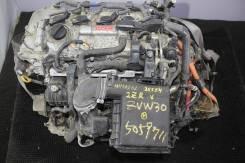 Двигатель Toyota 2ZR-FXE на Prius ZVW30