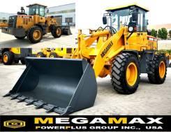 Megamax. Фронтальный погрузчик GL 340H, 3 000кг., Дизельный, 1,60куб. м.