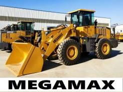 Megamax. Фронтальный погрузчик GL 400L, 3 000кг., Дизельный, 1,80куб. м.