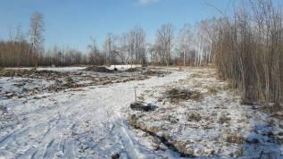 Продам под строительство земельный участок в с. Сосновка. 1 825кв.м., собственность