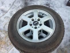 Комплект колес в сборе зима195/65R15 + Литье 5x 114,3