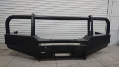 Бампер силовой OJ передний Mitsubishi pajero sport 1