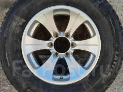 Одно колесо 275/65R17 с литьём (6x139.7 мм).